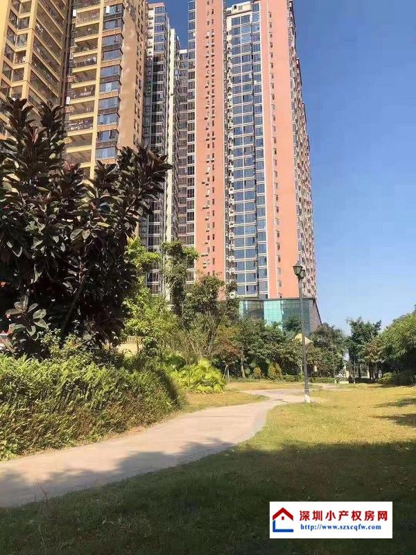 龙华地铁站7栋大型花园小区房【幸福新城】